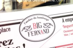 L'hamburger Big Fernand made in Paris, on a testé pour vous !