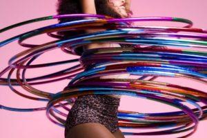 Ma résolution : Reprendre le sport, le Hula-hoop est peut-être la solution…