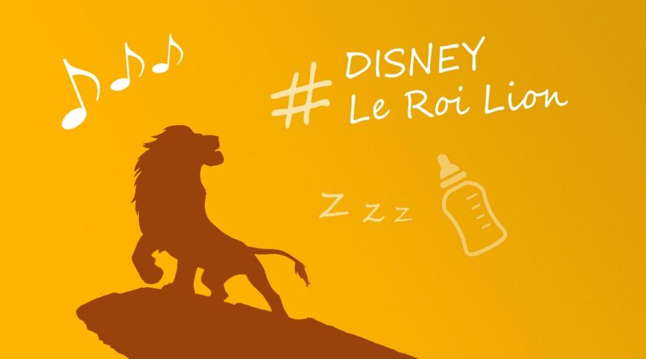 Une nouvelle berceuse est arrivée : musique Disney du Roi lion