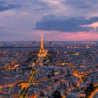 Vue panoramique de la Tour Montparnasse