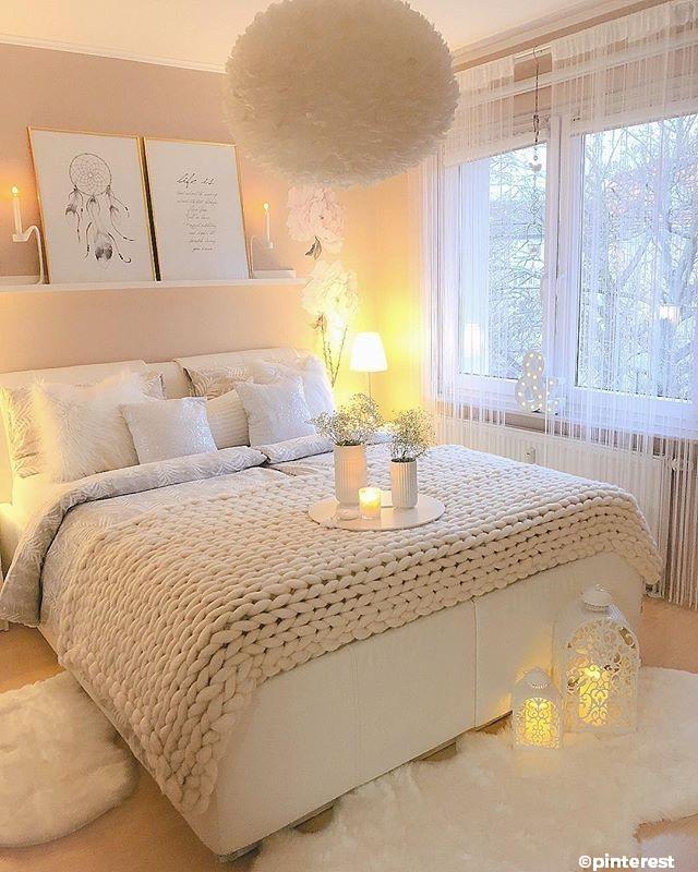 Déco chambre romantique