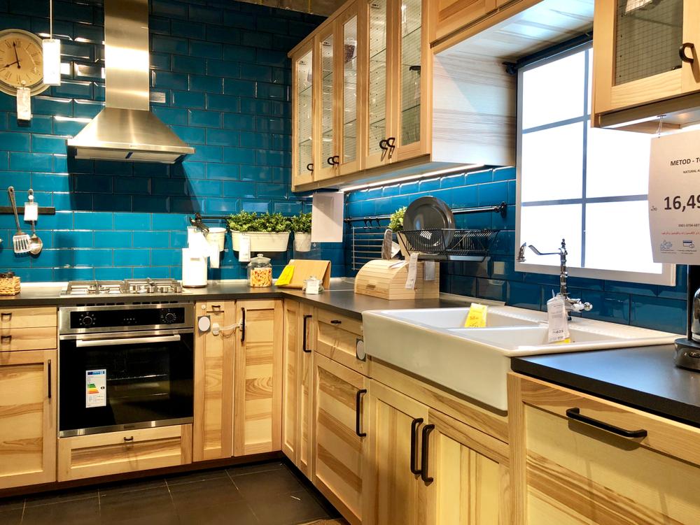 Quel est le tarif de pose d'une cuisine de chez Ikea ?