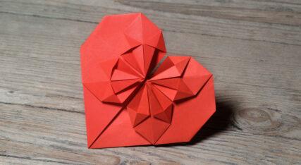 Top 6 vidéos pour faire un cœur en origami