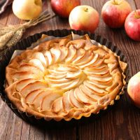 Recette de tarte aux pommes rapide et facile